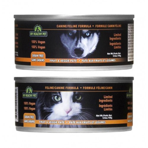 GRAIN FREE - Fruits & Veggies for Cats & Dogs