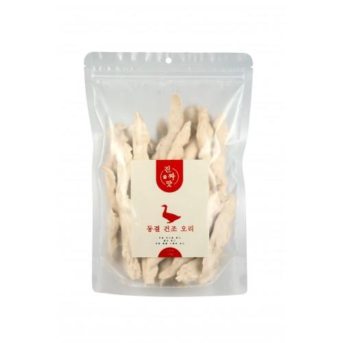 真味 Korean Freeze Dried Snack - Duck Strips