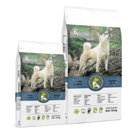 ALL LIFE STAGES Lamb & Rice for Dogs