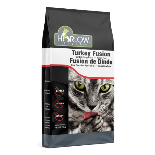 GRAIN FREE ALL LIFE STAGES  Turkey & Chicken for Cats