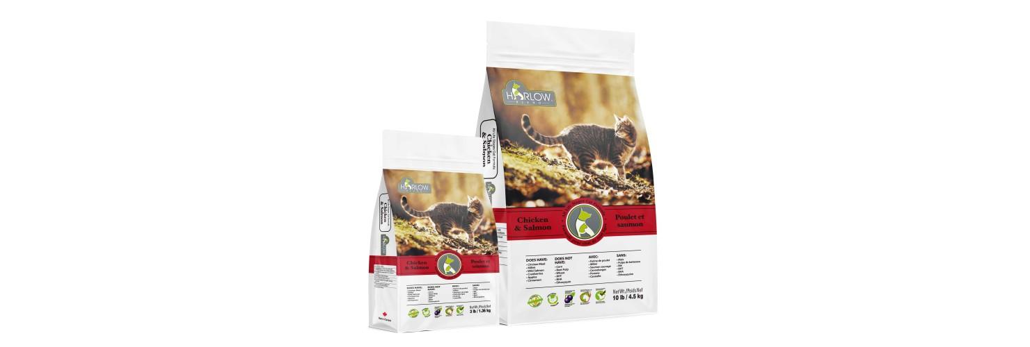 Harlow Blend - Dry Cat Food