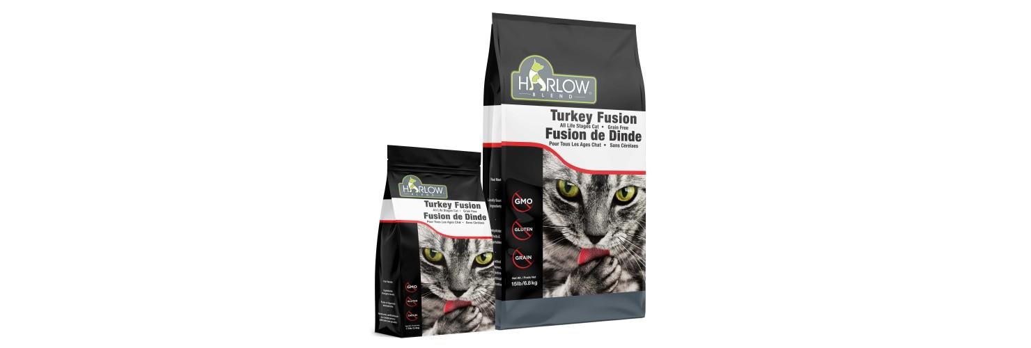 Harlow Blend - Grain Free Cat Food